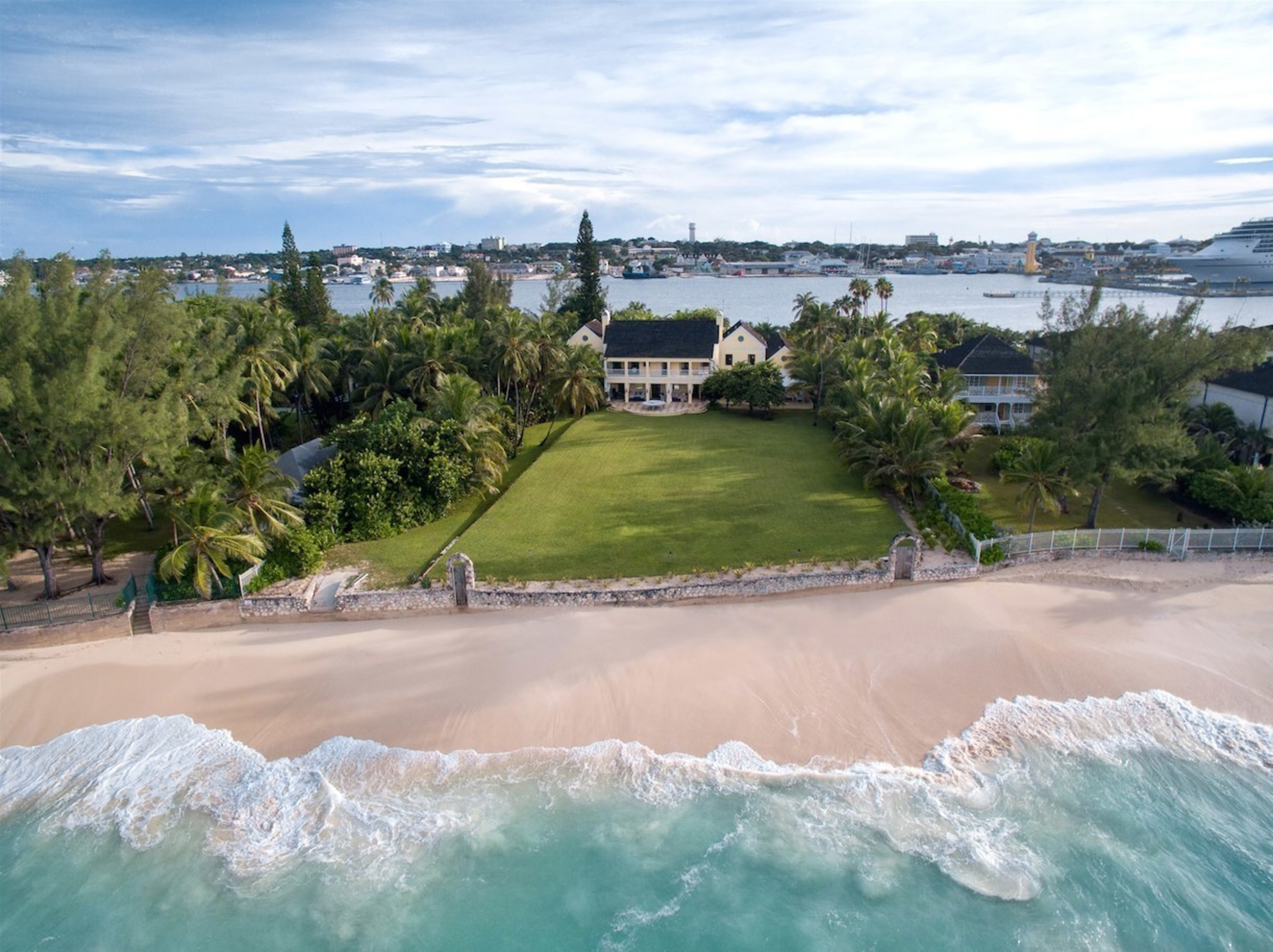 Concierge Auctions Returns To Paradise To Sell Star-Studded Kilkee House In Nassau, Bahamas