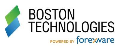 Boston Technologies Powered by Forexware logo.
