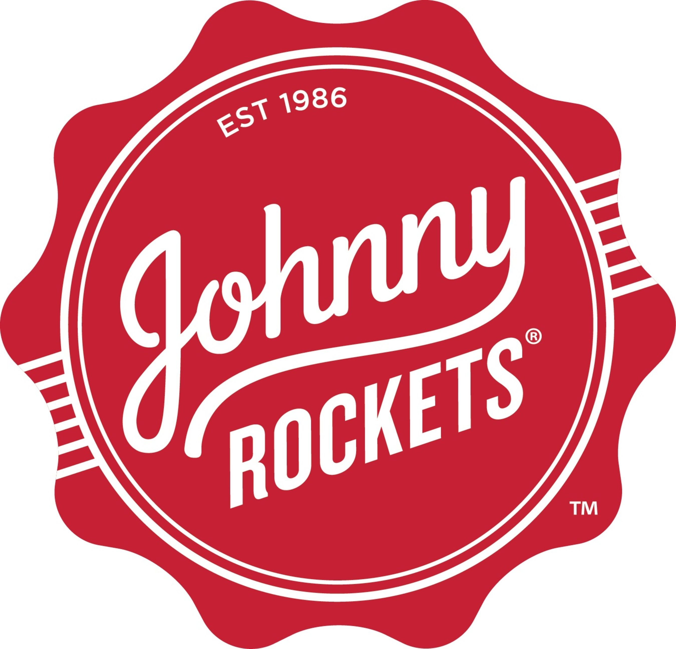 Johnny Rockets logo.