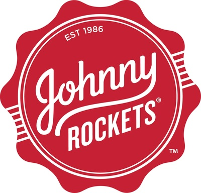Johnny Rockets logo.  (PRNewsFoto/Johnny Rockets)