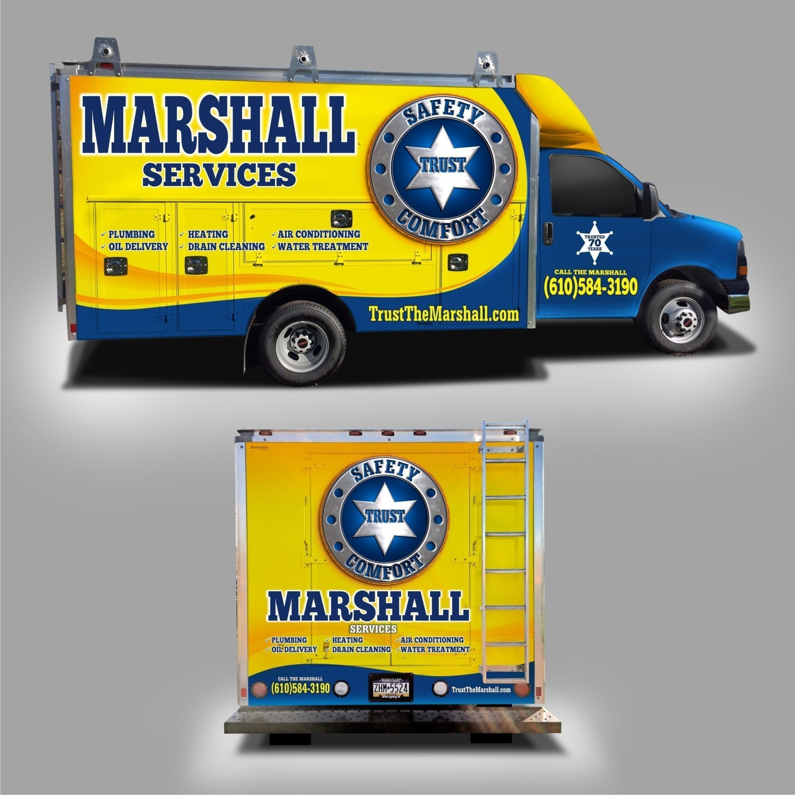 Marshall Home Comfort Changes Name to Marshall Services