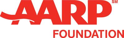 AARP Foundation logo. (PRNewsFoto/AARP Foundation)