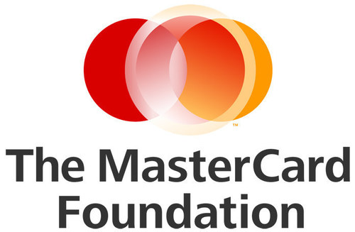 The MasterCard Foundation Logo (PRNewsFoto/The MasterCard Foundation) (PRNewsFoto/The MasterCard Foundation)