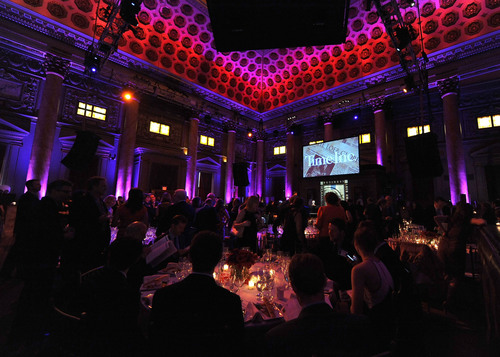The 2013 Gerald Loeb Awards banquet hosted by UCLA Anderson School of Management on June 25, 2013.  ...