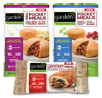 gardein introduces healthier handheld products with three new meat-free pocket meals www.gardein.com