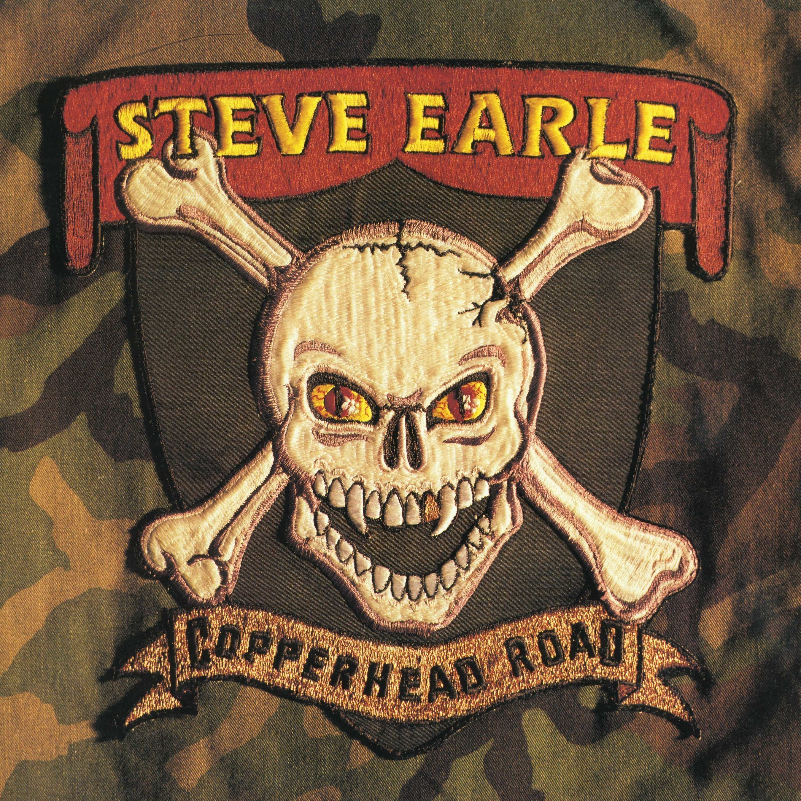 Steve Earle's four MCA Records studio albums, 'Guitar Town,' 'Exit 0,' 'Copperhead Road,' and 'The Hard Way,' have been remastered from the original tapes by Robert Vosgien and cut for vinyl by Ron McMaster at Capitol Mastering for LP release on May 6. An expanded 30th Anniversary Edition of 'Guitar Town' will be released this fall in 2CD and digital audio packages. Details will be announced.