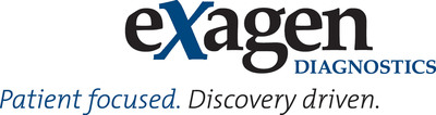 Exagen Diagnostics Logo. (PRNewsFoto/Exagen Diagnostics, Inc.) (PRNewsFoto/EXAGEN DIAGNOSTICS, INC.)