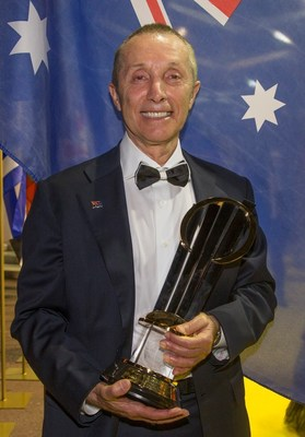 Manny Stul, Chairman and Co-CEO at Moose Toys, was awarded the EY World Entrepreneur Of The Year 2016.
