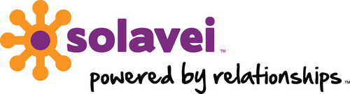 Solavei Logo.  (PRNewsFoto/Solavei)