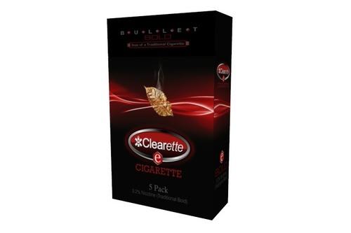 Clearette Bullet (PRNewsFoto/Top 10 E-Cigarette Brands)