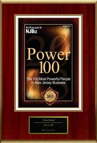 Chris Wood Selected For 'Power 100'