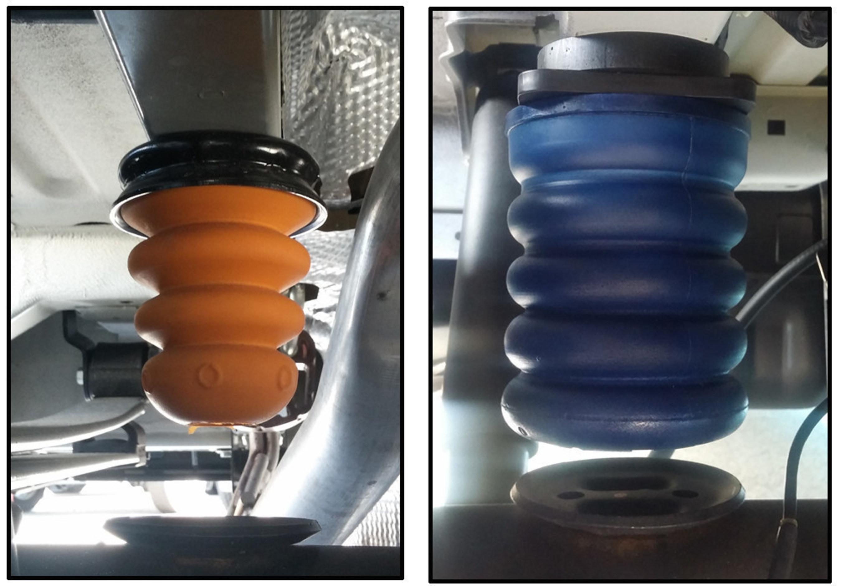 Let SuperSprings® International Tailor a Rear Suspension Enhancement for Your Ford Transit