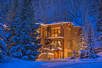 Vail, Colorado Luxury Home - Sold by Concierge Auctions (www.ConciergeAuctions.com)