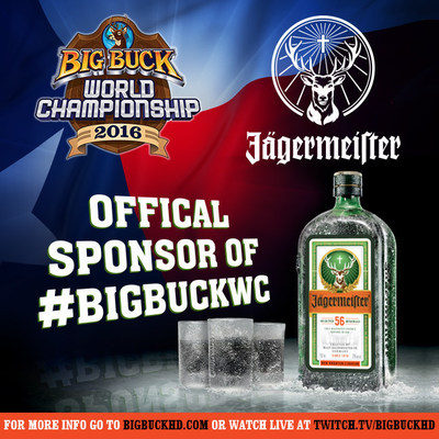 Join Us for the 2016 Big Buck World Championship Nov. 4th-5th in Austin, TX at The Belmont on 6th Street!