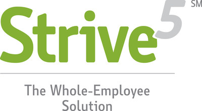 Strive5 inspires employee motivation by targeting five key areas that affect the health and wellbeing of your employees, 24/7. Its proprietary technology aggregates data from your recognition, performance and wellness initiatives and provides unprecedented visibility into your overall success.