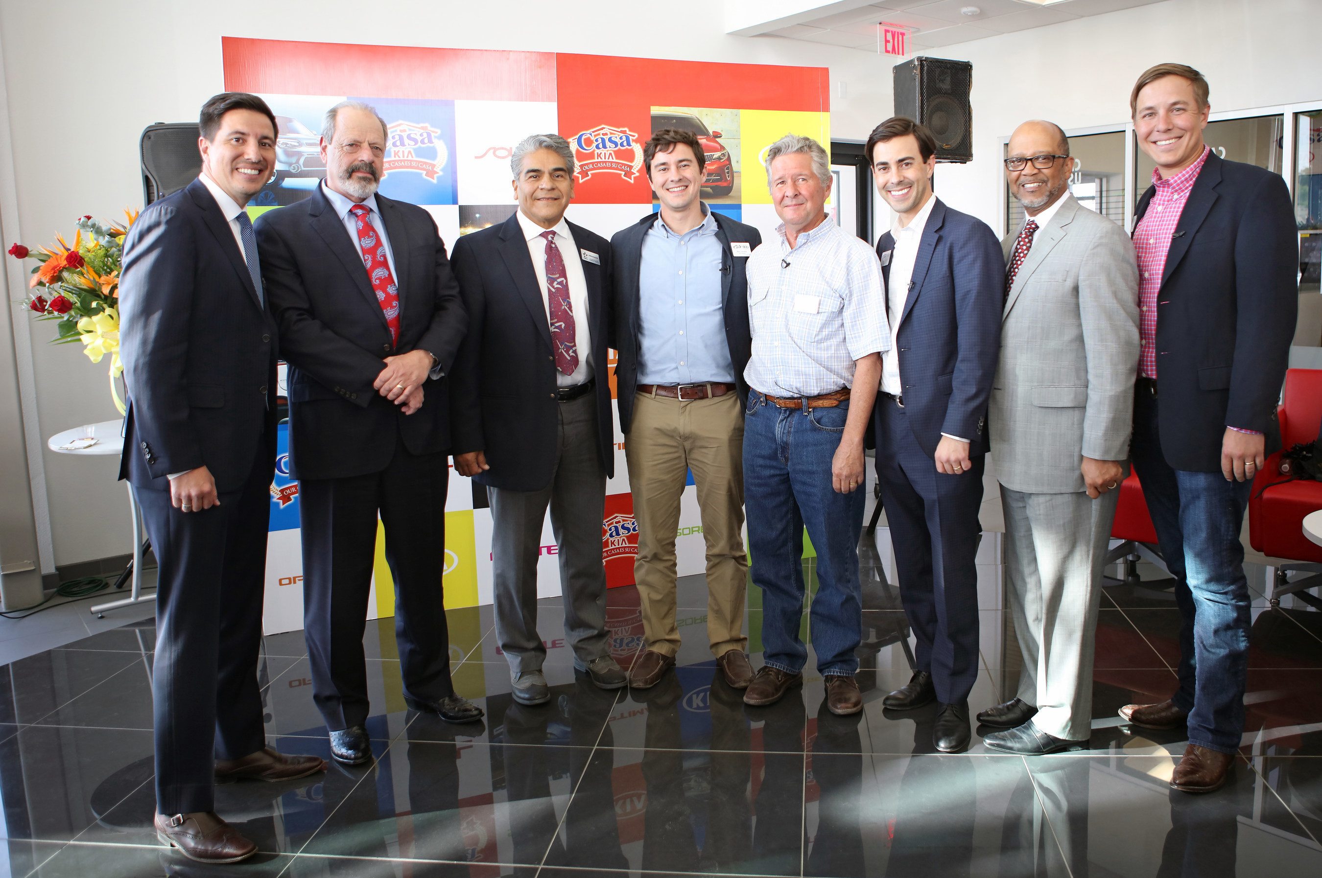 Casa Kia Opens As The Newest Jewel In The Lowenfield Family Of El Paso  Dealerships