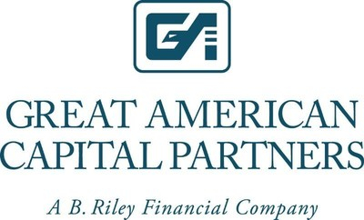 Great American Capital Partners, LLC logo. (PRNewsFoto/Great American Capital Partners)