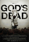 God's Not Dead in theaters March 21st.  (PRNewsFoto/Pure Flix Entertainment)