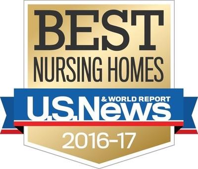 U.S. News & World Report Best Nursing Homes 2016-17