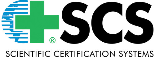 Scientific Certification Systems corporate logo.  (PRNewsFoto/Scientific Certification Systems)