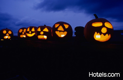 Hotels.com suggests top Halloween attractions and destinations for all kinds of thrill-seekers alike. ...