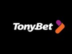 TonyBet.com Logo (PRNewsFoto/TonyBet)