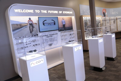 Eyeglass World launches first retail collection of smart glass.