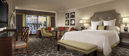 Caesars Palace to Open Octavius Tower, Rooms on Sale September 15