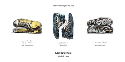 "Converse ""Made by you"""