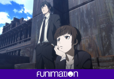 Still from PSYCHO-PASS: The Movie.