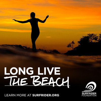 Let's protect our coasts for the future. Join us at surfrider.org. #LongLiveTheBeach