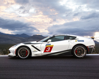 Michelin Corvette Challenge to Debut at Spring Mountain in 2016