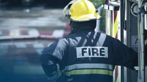 The Chief Fire Officers Association (PRNewsFoto/ITN Productions) (PRNewsFoto/ITN Productions)