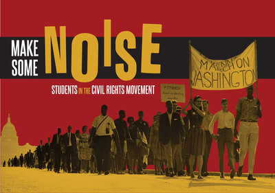 "A new exhibit called ""Make Some Noise"" opens at the Newseum in Washington, D.C., on Aug. 2.    (PRNewsFoto/Newseum)"