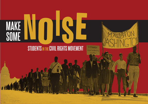 Newseum Opens Civil Rights Exhibit, 'Make Some Noise,' Aug. 2, 2013