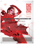 "CHIC2012 will open from Mar 26th-29th, 2012, with the theme of ""CROSSING"".  (PRNewsFoto/China World Trade Center Co., Ltd)"