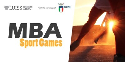 LUISS Business School hosts the First MBA Sport Games in Rome, Italy (PRNewsFoto/LUISS Business School)