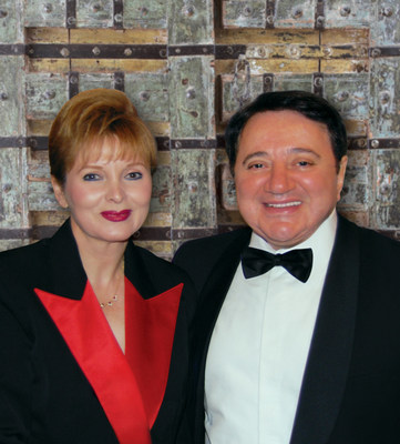 Pevonia Co-Founders and Owners Philippe and Sylvie Hennessy