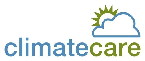 ClimateCare Logo (PRNewsFoto/ClimateCare)
