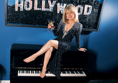 'Pia Zadora - Back Again and Standing Tall'