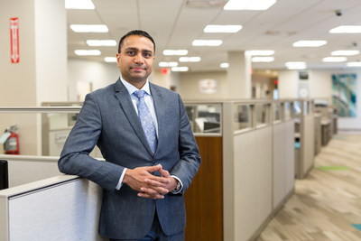 Dr. Setul G. Patel, MBA, CEO of Neighbors Emergency Center