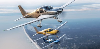 Cirrus Aircraft today announced that new aircraft shipments in 2015 exceeded 300 for the second year in a row as the Cirrus SR22 maintained its position as the best-selling airplane in its segment for the thirteenth consecutive year.