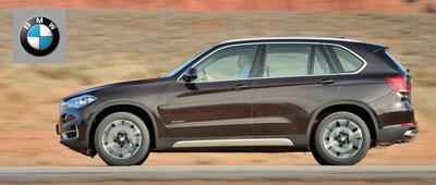 The 2014 BMW X5 is a great vehicle for individuals and families because it has tons of cargo space or can fit up to seven adults. (PRNewsFoto/Edmonton BMW)