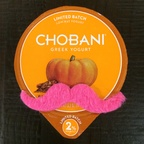 Chobani Takes A Ride In Lyft To Deliver On-Demand Pumpkin Spice Greek Yogurt (PRNewsFoto/Chobani)