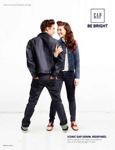 Gap's Fall Campaign Shines A Light On Modern Icons