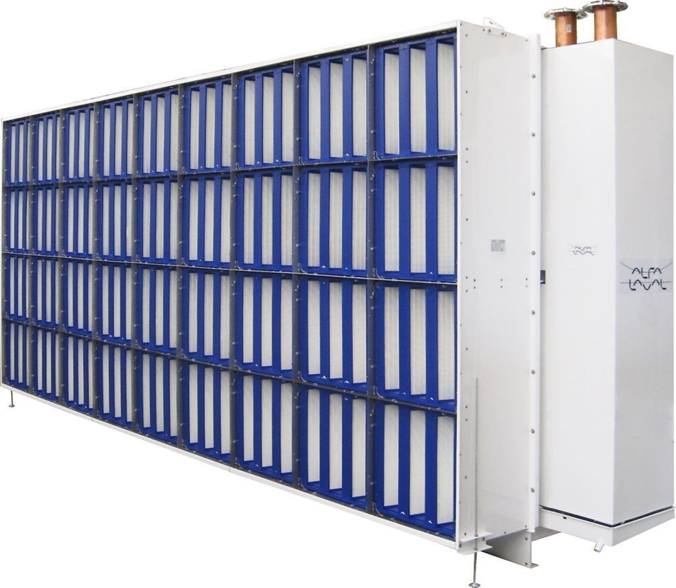 Low Speed Ventilation Delivers Highly Efficient Server Cooling