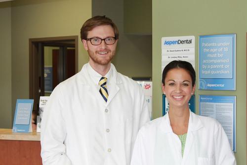 Dr. David Guthrie And Dr. Lindsey Riley Join Aspen Dental In Frankfort, KY