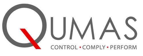 QUMAS logo.  (PRNewsFoto/Accelrys, Inc.)