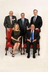 Kenneth G. Langone, Tina Lundgren, William T. Sullivan, Stanley B. Shopkorn and Harris Diamond? (PRNewsFoto/Ronald McDonald House New York)