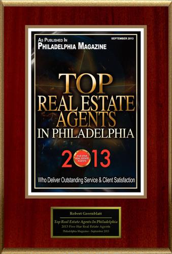 "Robert Greenblatt of Keller Williams Realty Selected For ""Top Real Estate Agents In ..."